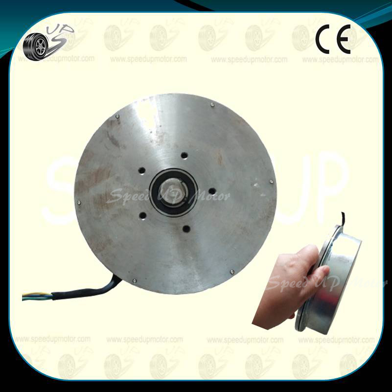24v 130rpm brushless pancake dc motor direct drive rotary