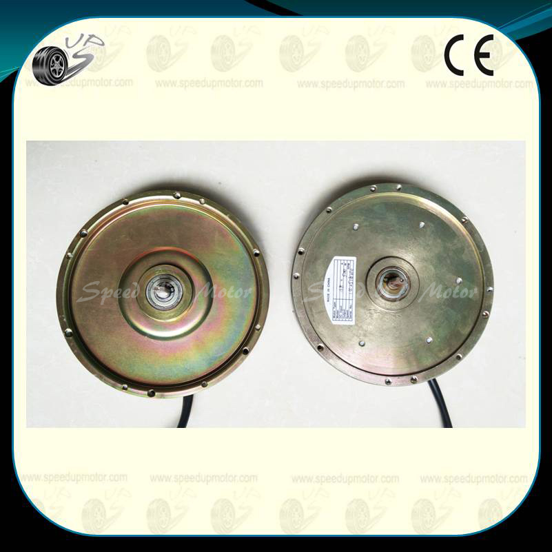 24v300w Brushed Dc Flat Pancake Electric Motor 150sn B