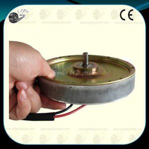 24v250w-flat-brush-pancake-permanent-magent-dc-motor-150sn-a1