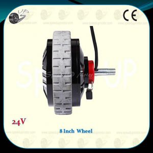 24v-200w-single-shaft-powered-motor-wheelbrush-dc-hub-motor-1dy-e6