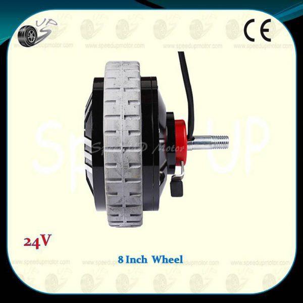24v-200w-single-shaft-powered-motor-wheelbrush-dc-hub-motor-1dy-e6