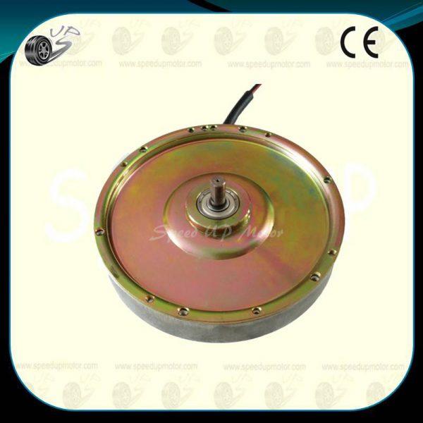 36v300w-dc-brush-pancake-motor-for-powered-wheel-150sn-a