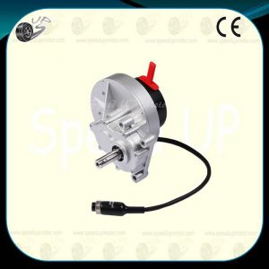 70 RPM 24V Brush Wheelchair Hub DC Motor With EMB Brake,6DY-A8