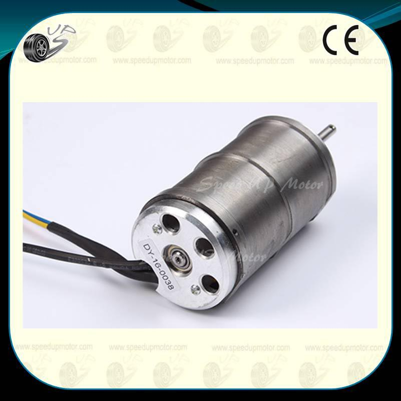 Aluminum Shell Brushless Motor Mini Bldc Motor 2dy F2