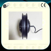 24v 36v 48v folding ebike motor wheel,disc brake