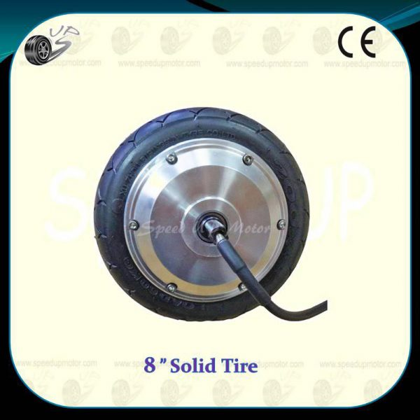 8inch Brushless Wheelchair Motor,SA05-8