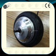 8inch brushless wheel motor