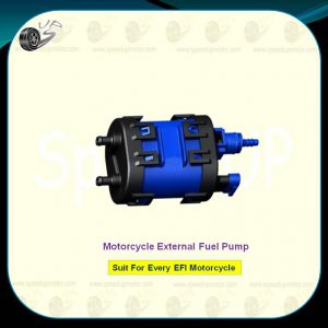 Motorcycle External Fuel Pump